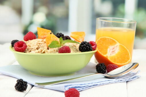 Healthy Breakfast Tips to Start the Day Right